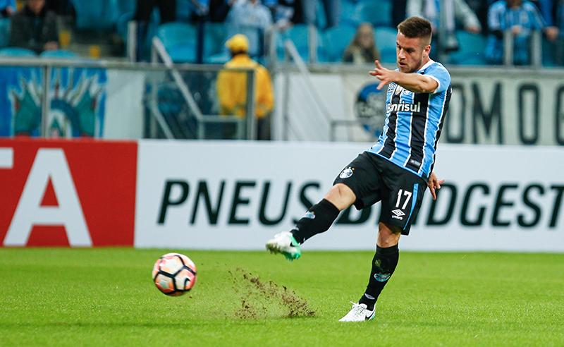 Gremio v Guarani – Copa Bridgestone Libertadores 2017