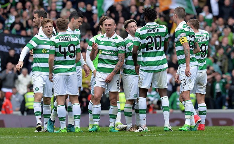 Rangers v Celtic – Ladbrokes Scottish Premiership