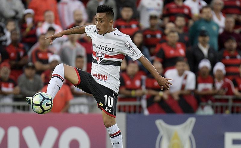 Flamengo v Sao Paulo – Brasileirao Series A 2017