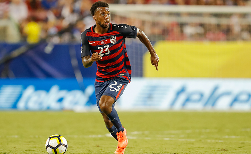 United States v Martinique: Group B – 2017 CONCACAF Gold Cup
