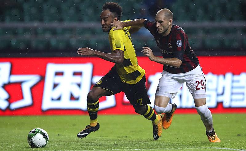 AC Milan v Borussia Dortmund – 2017 International Champions Cup China