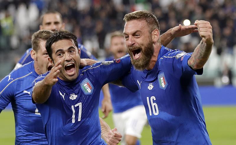 APTOPIX Soccer WCup 2018 Italy Spain