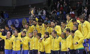 Brasil campeão sul-americano de vôlei