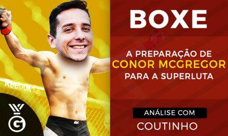 Conor McGregor superluta