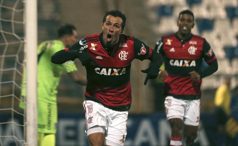 Chile Brazil Copa Sudamericana