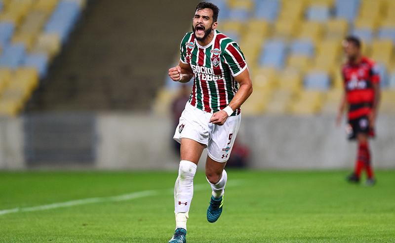 Fluminense v Atletico GO – Brasileirao Series A 2017