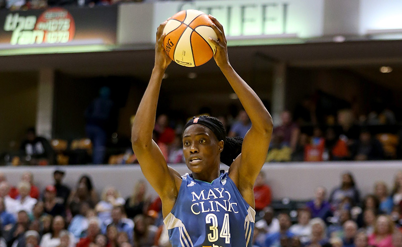 2015 WNBA Finals – Game Three