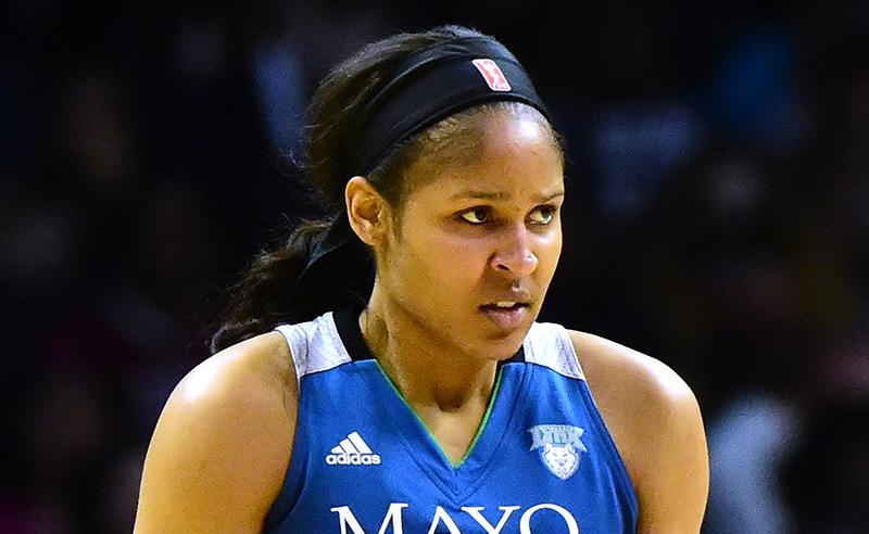 2016 WNBA Finals – Game Four