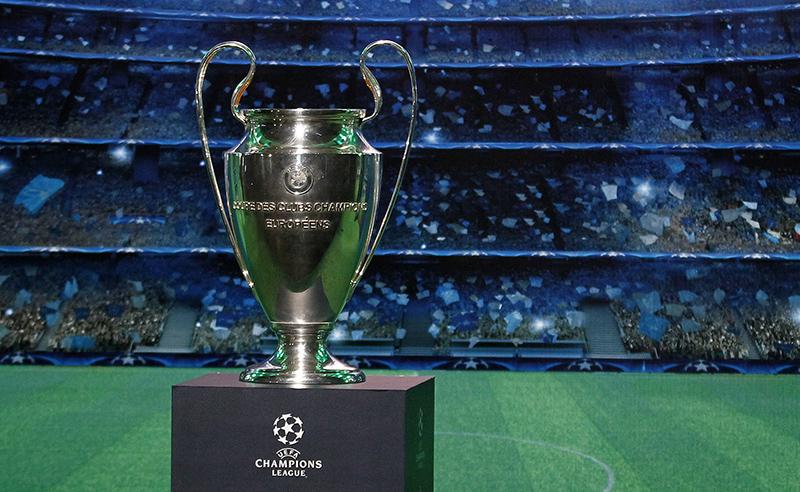 UEFA Champions League Trophy Tour presented by Heineken – Bogota
