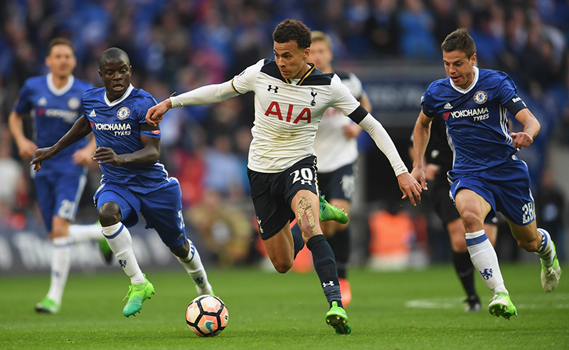 Chelsea v Tottenham Hotspur – The Emirates FA Cup Semi-Final
