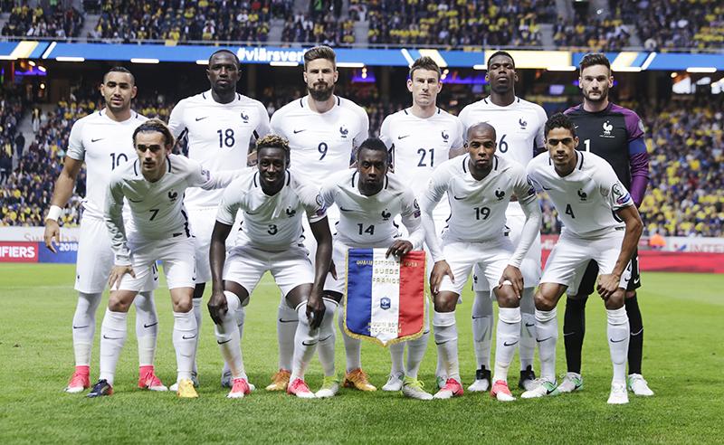 Sweden v France – FIFA 2018 World Cup Qualifier