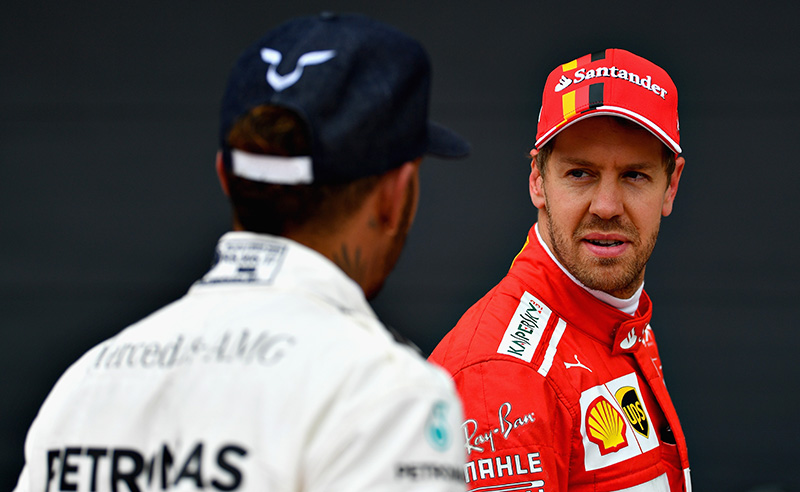 F1 Grand Prix of Great Britain – Qualifying