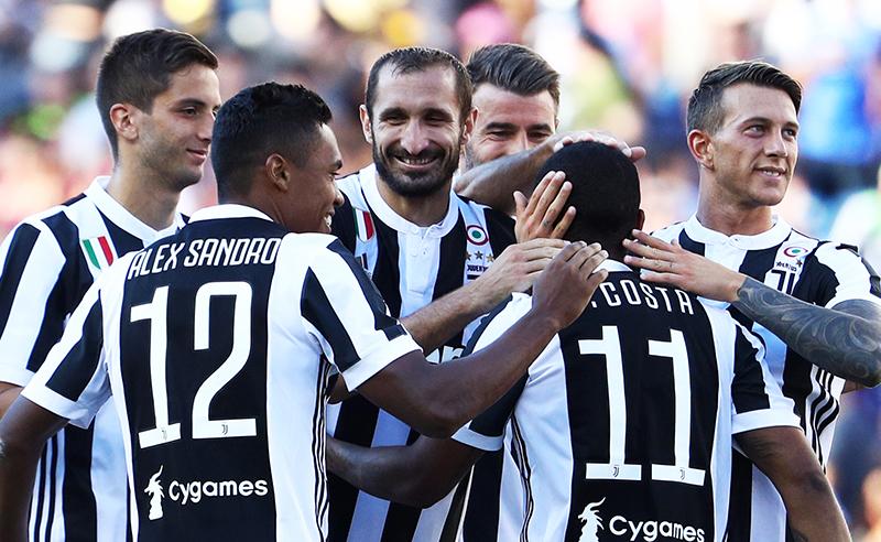 International Champions Cup 2017 – AS Roma v Juventus