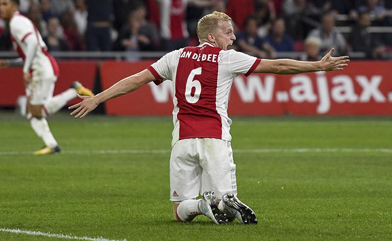 Ajax Amsterdam v OSC Nice – UEFA Champions League Qualifying Third Round: Second Leg
