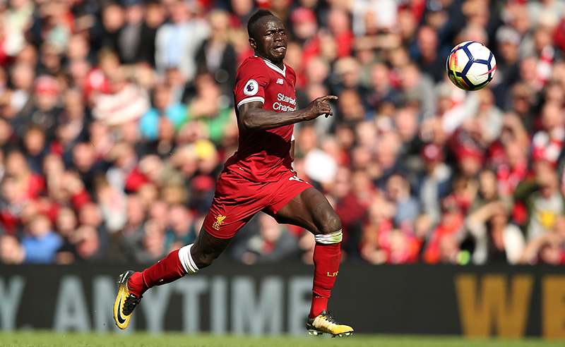 Liverpool v Crystal Palace – Premier League