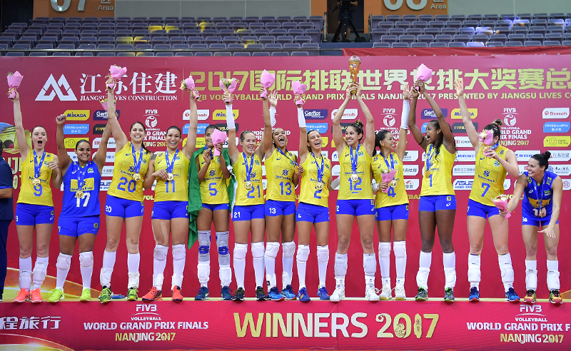 Grand Prix de Vôlei Feminino Brasil