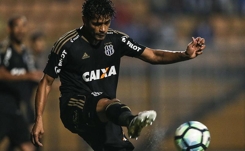Santos v Ponte Preta -Brasileirao Series A 2017
