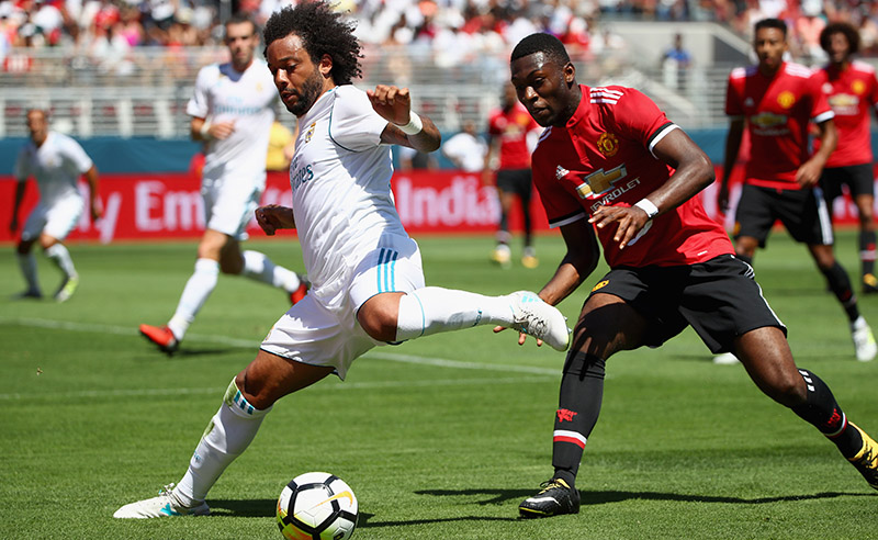 International Champions Cup 2017 – Real Madrid v Manchester United