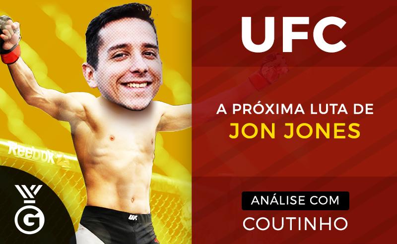UFC Jon Jones campeão