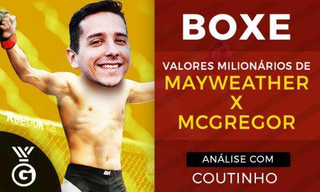 Mayweather Vs McGregor boxe