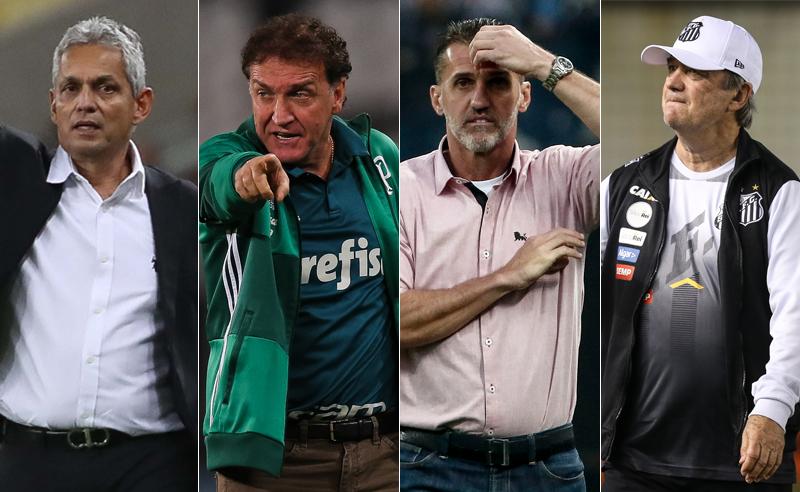 Técnicos brasileiros de futebol