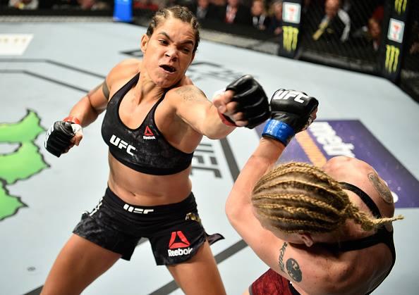 Amanda Nunes – UFC