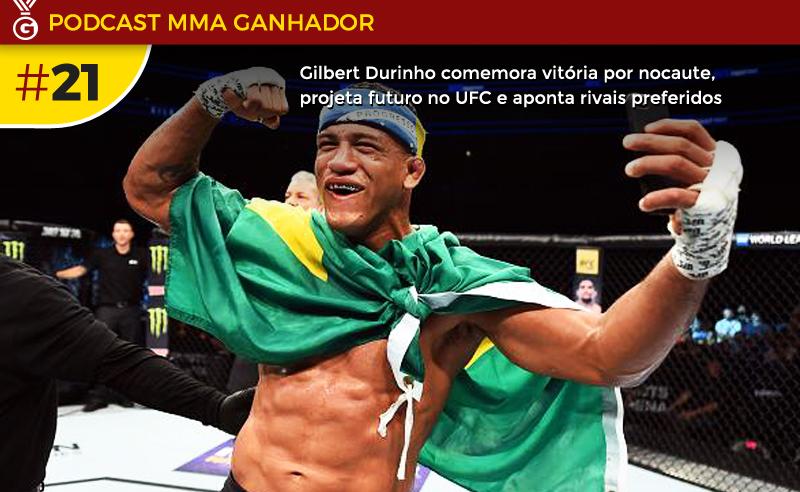 Gilbert Durinho – UFC