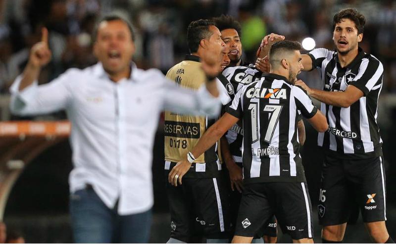 Botafogo de Futebol e Regatas (facebook)