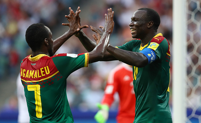 Germany v Cameroon: Group B – FIFA Confederations Cup Russia 2017