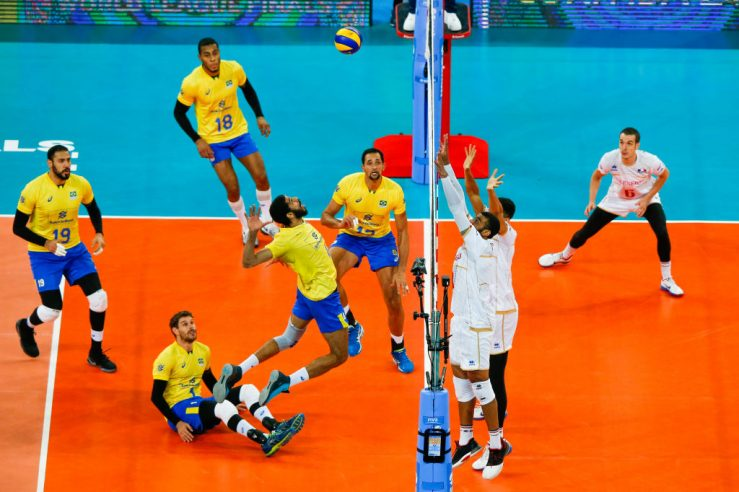 FIVB World Tour League 2017 – Group 1 Final – Day 5