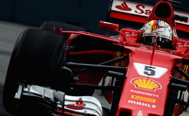 F1 Grand Prix of Singapore – Qualifying