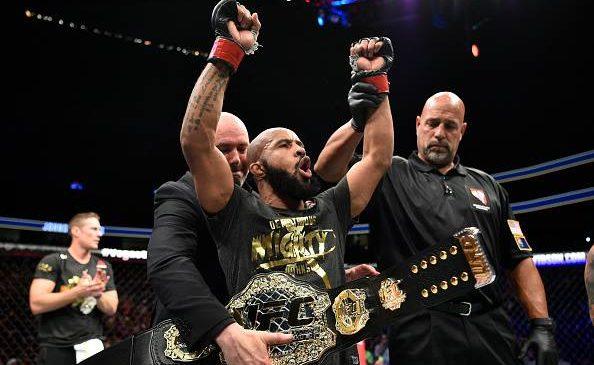 Demetrious Johnson – UFC