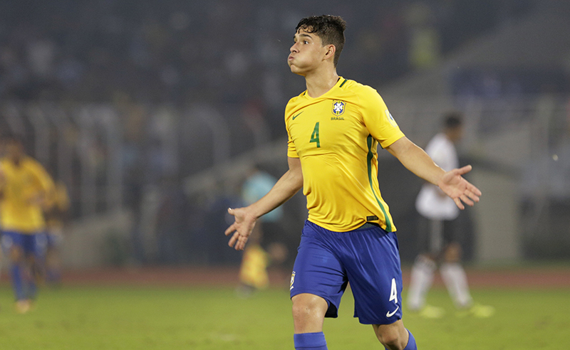 India Brazil Germany Soccer Under 17 WCup