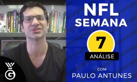 Análise Semana 7 NFL Paulo Antunes