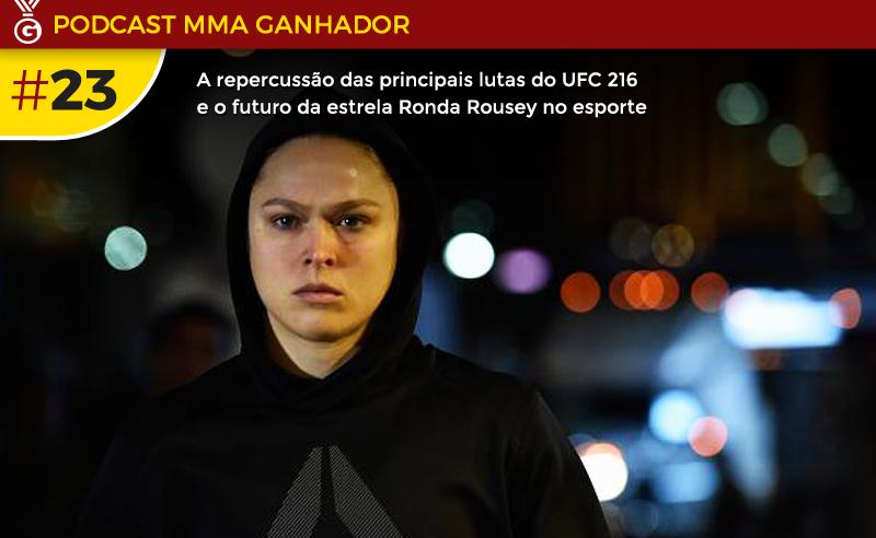 Ronda Rousey – UFC