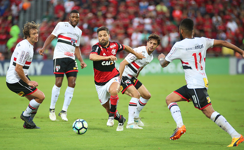 Flamengo x SPFC