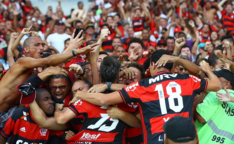 Flamengo v Santos – Brasileirao Series A 2016
