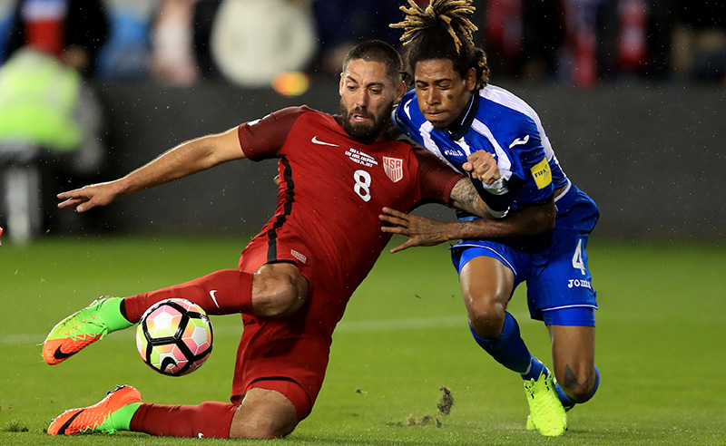 Honduras v United States – FIFA 2018 World Cup Qualifier