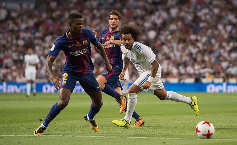 Real Madrid v FC Barcelona – Supercopa de Espana: 2nd Leg