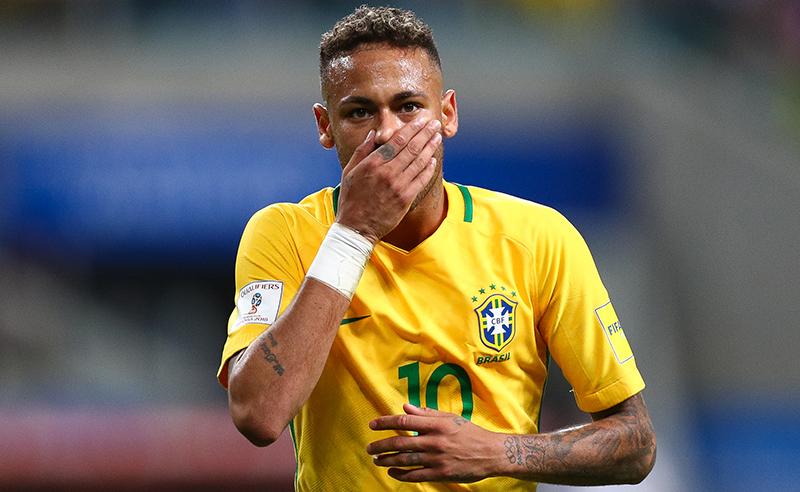 Brazil v Ecuador – 2018 FIFA World Cup Russia Qualifier