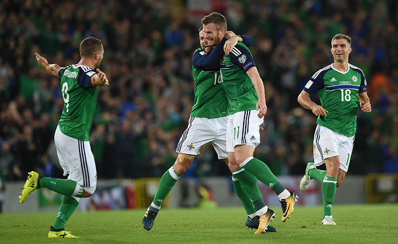 Northern Ireland v Czech Republic – FIFA 2018 World Cup Qualifier