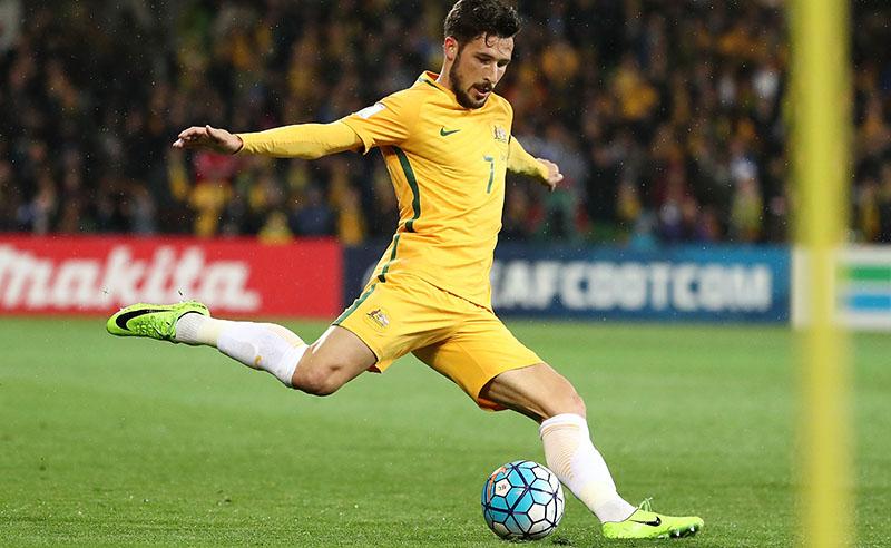 Australia v Thailand – 2018 FIFA World Cup Qualifier