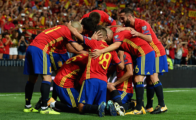 Spain v Italy – FIFA 2018 World Cup Qualifier