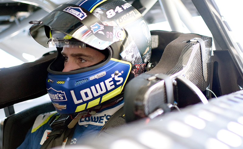 Monster Energy NASCAR Cup Series Bank of America 500 – Practice