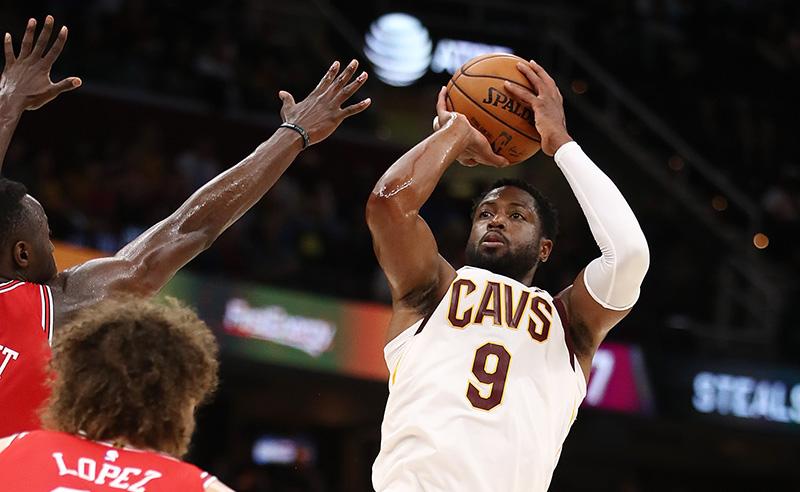 Chicago Bulls vs. Cleveland Cavaliers