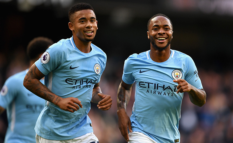 Manchester City v Stoke City – Premier League