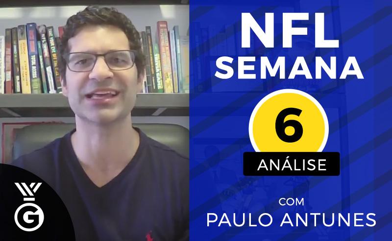 NFL Polvo Paulo Antunes
