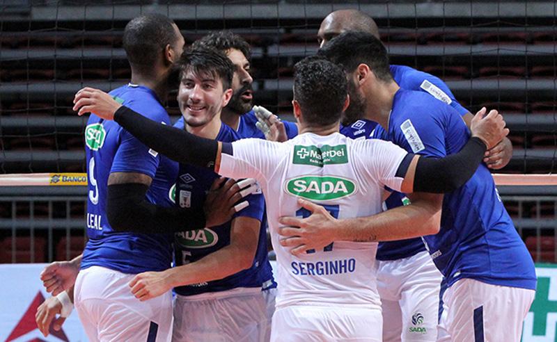 Sada Cruzeiro Superliga de Vôlei