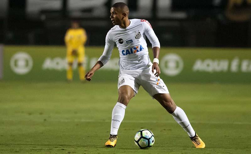 Santos Brasileirão 2017