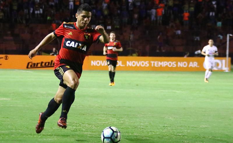 SPORT X SANTOS – CAMPEONATO BRASILEIRO 2017